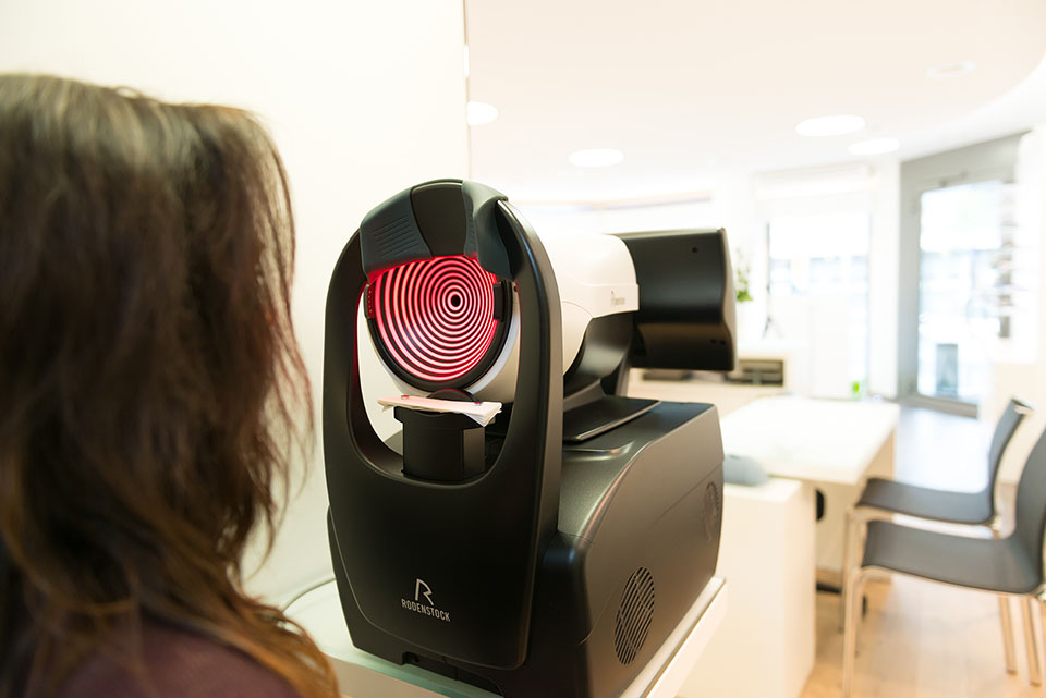 Cardiff Opticians, Chalmers invest in the latest technology for patients